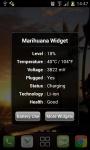 Marijuana Leaf HD Battery screenshot 5/5