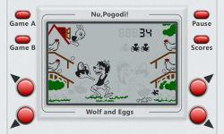 Classic Games - Nu Pogodi Eggs  screenshot 1/4
