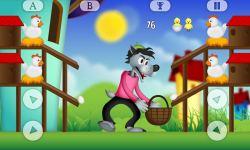 Classic Games - Nu Pogodi Eggs  screenshot 4/4