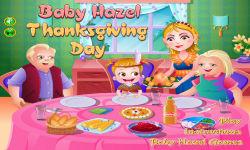 Baby Hazel Thanksgiving Day screenshot 1/6