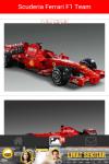 Scuderia Ferrari F1 Team Wallpaper screenshot 4/5