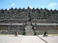 Borobudur Temple HD Wallpaper screenshot 1/1