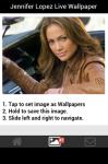 Jennifer Lopez Live Wallpaper Free screenshot 3/5