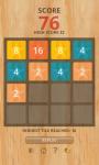 2048 Number Saga Free screenshot 2/4