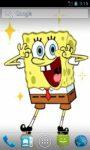 Funny SpongeBob Live Wallpapers screenshot 1/3