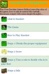 Snooker for Beginners screenshot 3/4