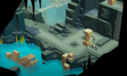 Lara Croft GO screenshot 3/6