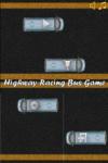 Red Bus  Highway Game screenshot 1/2