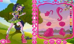 Monster High Marisol Coxi screenshot 1/4