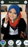 Hijab Woman Photo Montage screenshot 3/6
