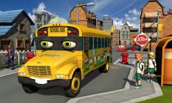 Talking School Bus Simulator screenshot 1/5
