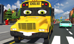 Talking School Bus Simulator screenshot 3/5