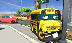 Talking School Bus Simulator screenshot 5/5