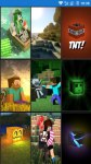 Minecraft Wallpaper 2016 HD  screenshot 2/4