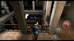 Max Payne Mobile actual screenshot 5/5