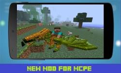 Wyvern Mod for MCPE screenshot 2/3