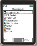 ShoppingList screenshot 1/1