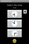 Learning the Time screenshot 3/3