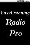 EasyListening Radio  Pro screenshot 1/3