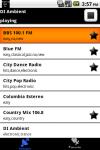 EasyListening Radio  Pro screenshot 2/3