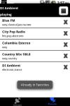 EasyListening Radio  Pro screenshot 3/3