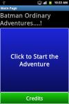 Batman Ordinary Adventures screenshot 1/5