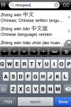 iCED Chinese Dictionary screenshot 1/1