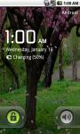 Sakura Drops Live Wallpaper screenshot 5/5