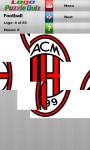 Logo Puzzle Quiz Football screenshot 3/3