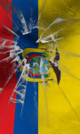 Ecuadore flag lwp Free screenshot 1/5