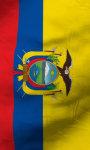 Ecuadore flag lwp Free screenshot 4/5