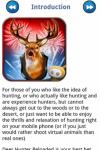 Deer  Hunter  Reloaded  Guide screenshot 2/2
