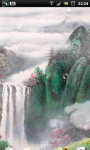 Chinese Mountain Valley LWP screenshot 4/6