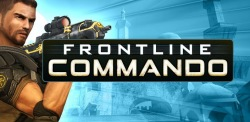 FRONTLINE COMMANDO GAME screenshot 1/6