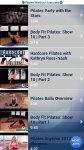 Pilates Workout Exercises Free screenshot 1/4