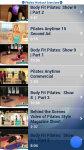 Pilates Workout Exercises Free screenshot 2/4