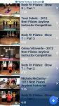 Pilates Workout Exercises Free screenshot 3/4