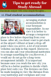 Tips to get ready for Study Abroad screenshot 3/3
