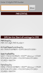 PNR Status Fast screenshot 3/6