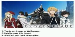 Break Blade HD Wallpaper screenshot 1/1