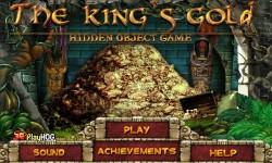 Free Hidden Object Games - The Kings Gold screenshot 1/4