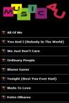 John Legend Music 4U screenshot 2/3
