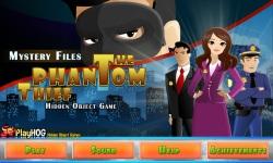 Free Hidden Object Games - The Phantom Thief screenshot 1/4