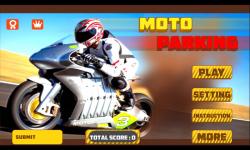 Moto Parking 3D screenshot 1/5