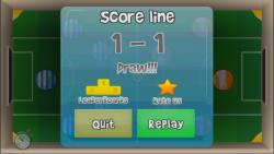 Table Soccer screenshot 3/3