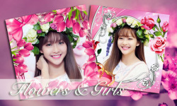 Flower Photo Frame Collage screenshot 3/6