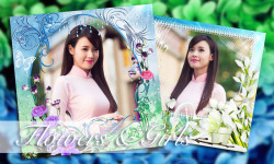 Flower Photo Frame Collage screenshot 5/6