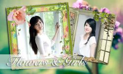 Flower Photo Frame Collage screenshot 6/6