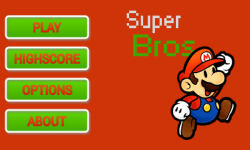 Super Bros Adventure screenshot 1/6