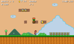 Super Bros Adventure screenshot 4/6